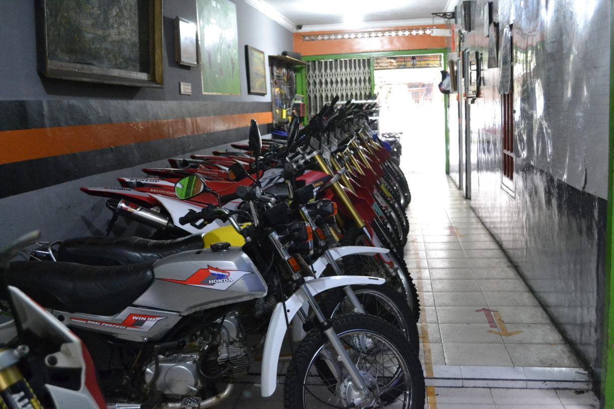 Rental Trail Malang- sawojajar adventure