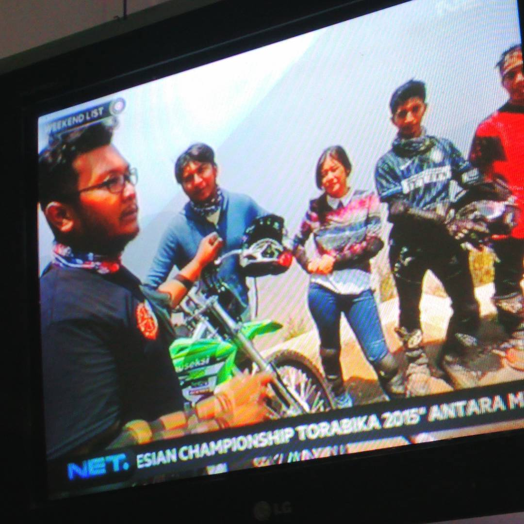 sawojajar adventure ngetrail bareng weekend list net tv